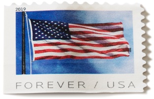 District of Columbia Stamp Image
